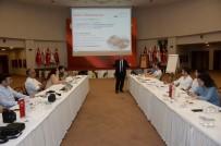 İBRAHIM BURKAY - Bursalı Firmalar 'AS 9100' İle Dünyaya Açılacak