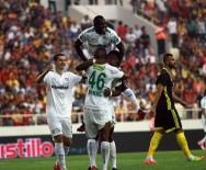 GENÇLERBIRLIĞI - Bursaspor'un golleri yabancılardan