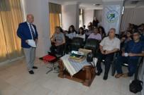 CAFER ESENDEMIR - ÇGC'den Gazetecilere Meslek İçi Eğitim