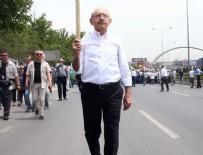 CUMHURİYET HALK PARTİSİ - CHP'de adaletten sonra fındık yürüyüşü