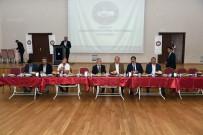 MEHMET BAYRAKTUTAR - Diyanet-Sen İl Divan Toplantısı Yapıldı