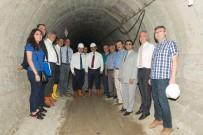 İSMAİL HAKKI - Doğancı Barajı'ndaki Yenileme Çalışmaları Tam Gaz