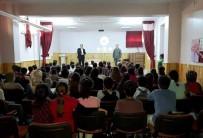 UYUŞTURUCUYLA MÜCADELE - DUMESF Başkanı Ilıcak'dan Genç Öğrencilere Uyarı