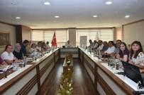 MEHMET KELEŞ - Düzce Belediyesi Güz Dönemi Çalışma Takvimi Belirlendi