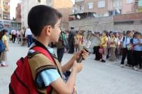 ANAOKULU ÖĞRENCİSİ - Elazığ'da 125 Bin Öğrenci Ders Başı Yaptı