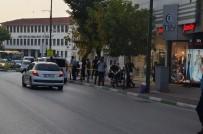 ÇEVİK KUVVET - Elektrik Trafosu Üzerindeki Şüpheli Çanta Paniğe Neden Oldu