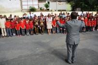 BİRİNCİ SINIF - Eşkinat İlk Ders Zilini Çaldı