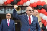 ÖZDEMİR ÇAKACAK - Eskişehir'de Yeni Öğretim Yılı Vali Çakacak'ın Zili İle Başladı