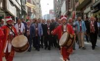 MEHTER TAKIMI - Giresun'da Ahilik Haftası Kutlamaları