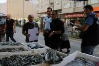 SU ÜRÜNLERİ - Giresun'da Balıkçı Tezgahları Denetlendi