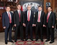 UZUN ÖMÜR - GMİS Yönetim Kurulu, 'Gaziler Gününü Kutluyoruz'