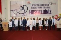 HITIT ÜNIVERSITESI - Hitit Üniversitesi Tıp Fakültesi 62 Öğrencisiyle Eğitime Başladı