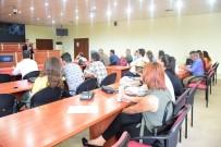 İPEKYOLU - İpekyolu Belediyesinde Hizmet İçi Eğitim