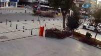 HALK OTOBÜSÜ - İstanbul'daki Korkunç Kaza Kamerada