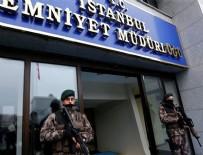 MUSTAFA ÇALIŞKAN - İstihbarat Şube Müdürü Özgür Taşdemir görevden alındı