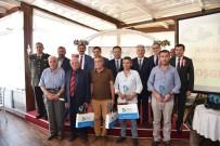 ERSIN EMIROĞLU - İzmit'te 41 Yıllık Esnaflar Ödüllendirildi