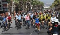 BİSİKLET YARIŞI - Karşıyaka'da Pedal Sesleri