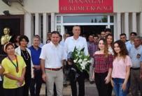 NAZMI GÜNLÜ - Kaymakam Günlü Manavgat'a Veda Etti
