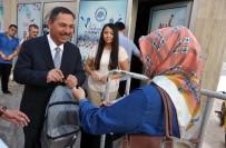 KARADENIZ - Kdz. Ereğli Belediyesi'nden Bin Öğrenciye Kırtasiye Yardımı