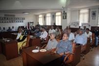 AKILLI BİNA - Kilis Belediyesi Yeni Hizmet Binasının Sözleşmesi Yapıldı