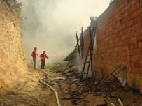 MEHMET KARACA - Köy Muhtarından 'Yangın Savaşçıları'na Övgü