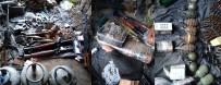 KOMANDO - Mağarada Çok Sayıda Mühimmat Ele Geçirildi
