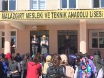 MESLEKİ EĞİTİM - Malazgirtli Öğrenciler Yurtdışına Gidiyor