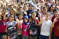 OKUL ÇANTASI - Meram Belediyesi'nden Eğitim Hediyesi