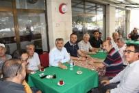 GÖREME - Milletvekili Gizligider Göreme'yi Ziyaret Etti