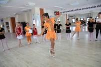 EĞİTİM YILI - Odunpazarı'nda Bale Eğitimi Devam Ediyor