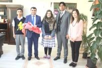 YUSUF İSLAM - Öğrencilerden Kırekin'e Ziyaret