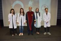 İNGILIZCE - OMÜ Tıpta Hekim Adayı Önlüklerini Giydi