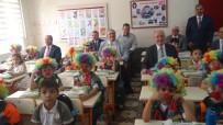 BİRİNCİ SINIF - Osmaniye'de 2017-2018 Eğitim Ve Öğretim Yılı Törenle Başladı
