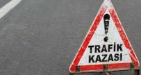 ASKERİ PERSONEL - Otomobil Şarampole Yuvarlandı Açıklaması 2'Si Asker 5 Yaralı