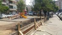 HALKLA İLIŞKILER - Parklar Onarılmaya Başlandı