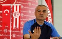KAYSERISPOR - Rıza Çalımbay istifa etti