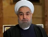 AMERIKA BIRLEŞIK DEVLETLERI - Ruhani ABD'yi uyardı