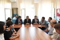 OKULLAR HAYAT OLSUN - Şamlı'da Yenilenen Okulda Yeni Eğitim Dönemi Başladı
