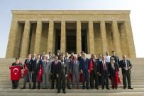 ANıTKABIR - Şehit Yakınları Ve Gaziler Anıtkabir'i Ziyaret Etti