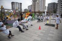 CENTİLMENLİK - Şehitkamil'deki Spor Günleri Büyük İlgi Gördü