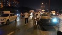 İLK MÜDAHALE - TEM'de zincirleme kaza