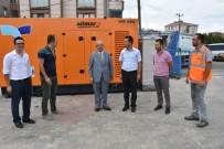 İÇME SUYU - TESKİ'nin Jeneratörleri Çorlu'yu Susuz Bırakmadı