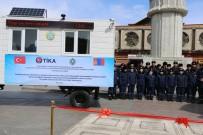 MOĞOLISTAN - TİKA'dan Moğolistan'a Mobil Ofis Desteği