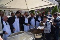 GAZIOSMANPAŞA ÜNIVERSITESI - Tokat'ta 5 bin kişiye Ahi pilavı ikramı