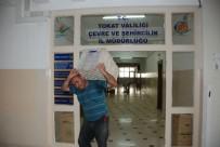 SAĞLIĞI MERKEZİ - Tokat'ta İki Müdürlük Yeni Binasına Taşındı