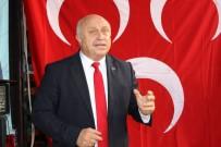 DEVLET BAHÇELİ - Topçular'dan Referandum Tepkisi Açıklaması