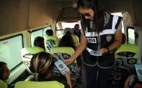 SERVİS ARACI - Türkiye Genelinde Okulun İlk Gününde Dev Denetim