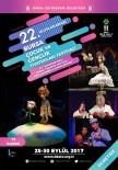 ADİLE NAŞİT - Uluslararası Tiyatro Festivali Başlıyor