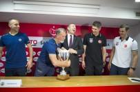 SPOR TOTO - Voleybol Erkekler Spor Toto Şampiyonlar Kupası Başkent'te Sahibini Buluyor