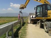 ORMAN VE SU İŞLERİ BAKANLIĞI - Yenipazar'da 51 Bin Dekar Zirai Arazi Modern Sulama Sistemine Kavuşacak